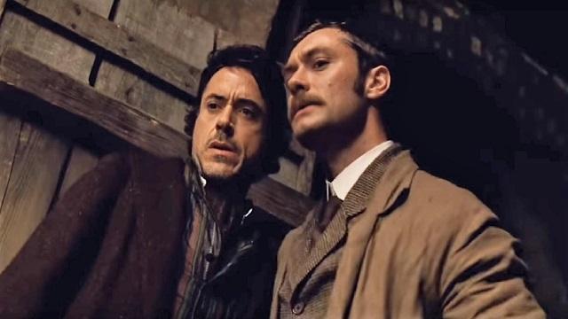 Stasera in Tv mercoledì 11 novembre Sherlock Holmes