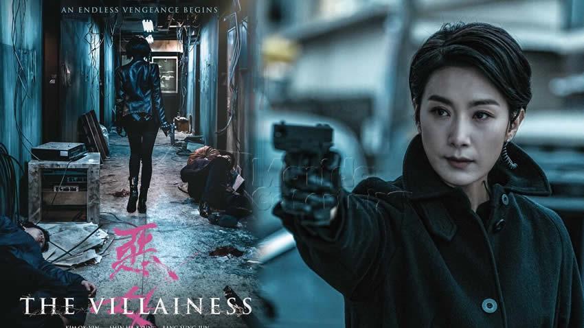 The Villainess Professione assassina film Rai 4