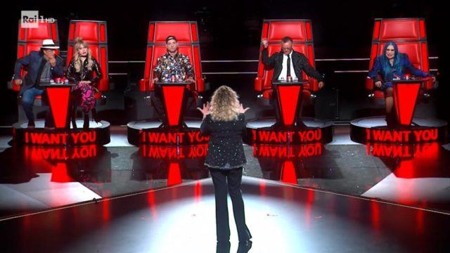 The Voice Senior diretta 27 novembre giudici