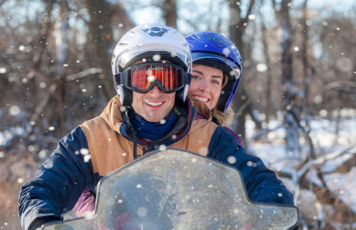 Un weekend sulla neve film finale