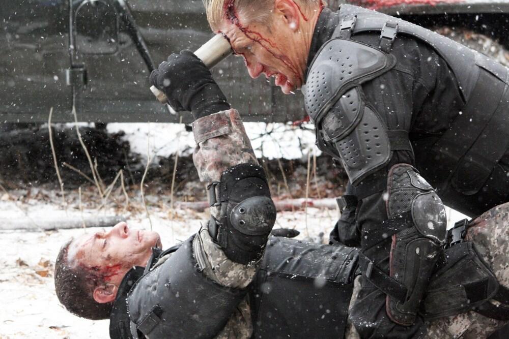 Universal Soldier Regeneration film attori