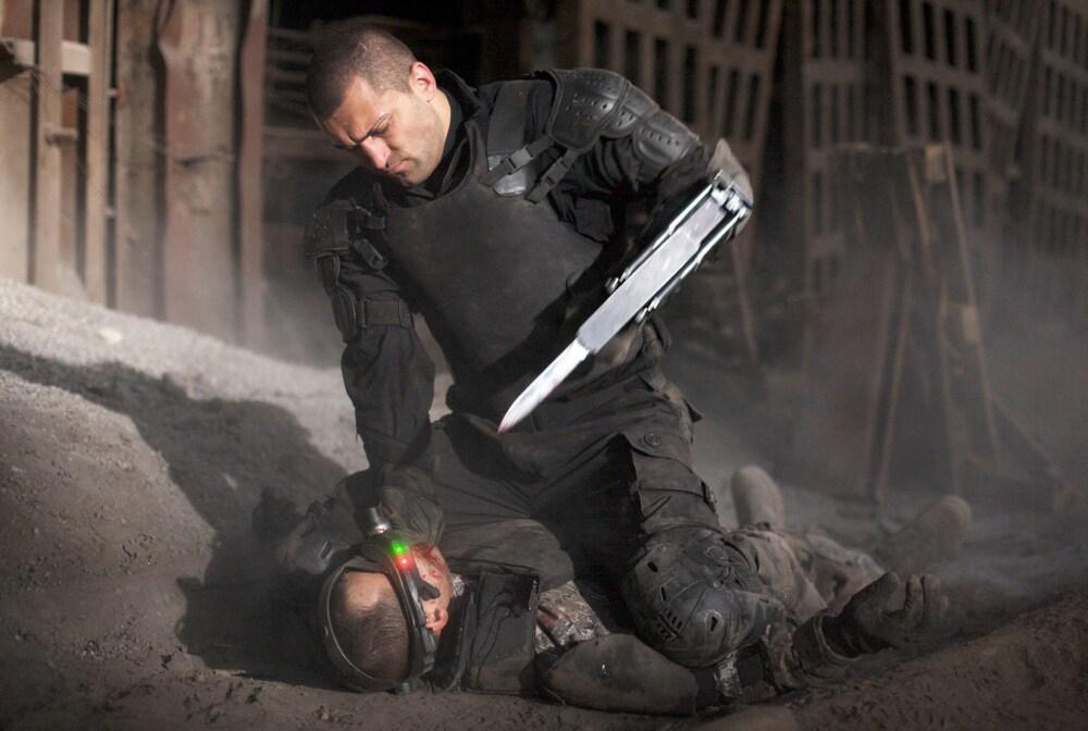 Universal Soldier Regeneration film dove è girato