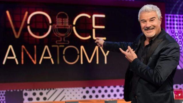 Voice Anatomy 17 novembre 2020, ospiti prima puntata