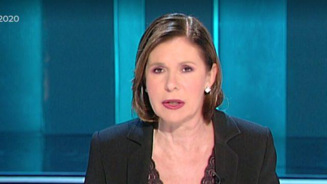 #cartabianca Bianca Berlinguer difende Mauro Corona