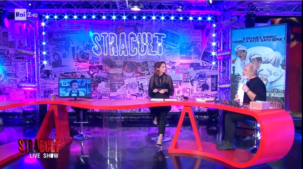 stracult live show ultima puntata 2020 copertina