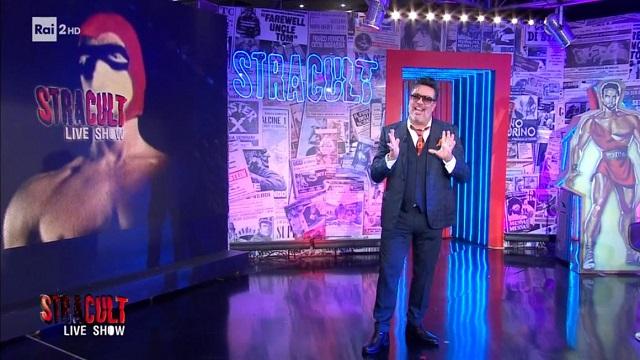 stracult live show ultima puntata g max