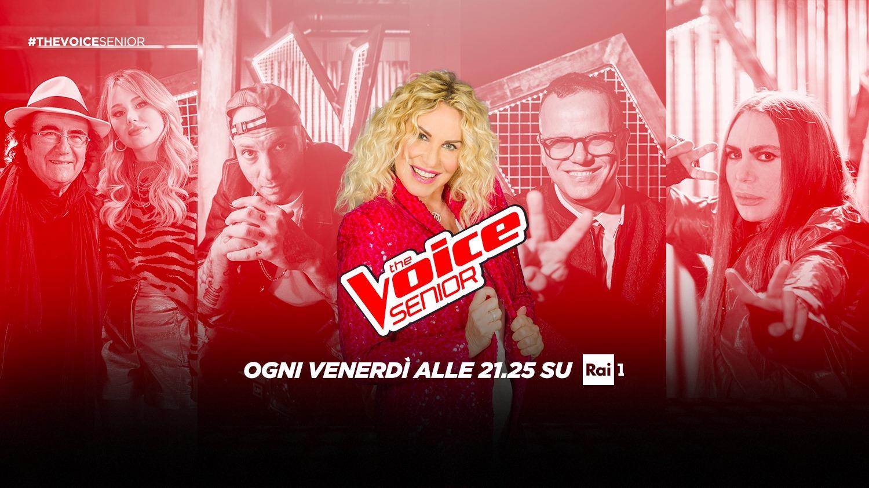 the voice senior diretta 27 novembre copertina
