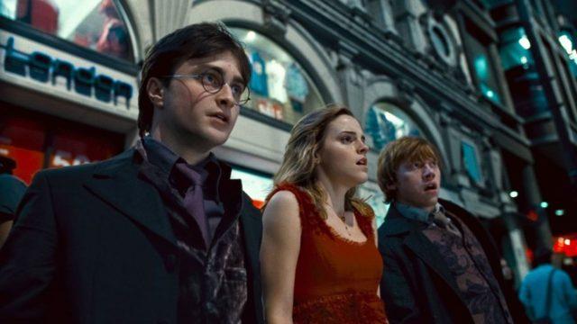 22 dicembre Canale 5 Harry Potter e i doni della morte parte 1