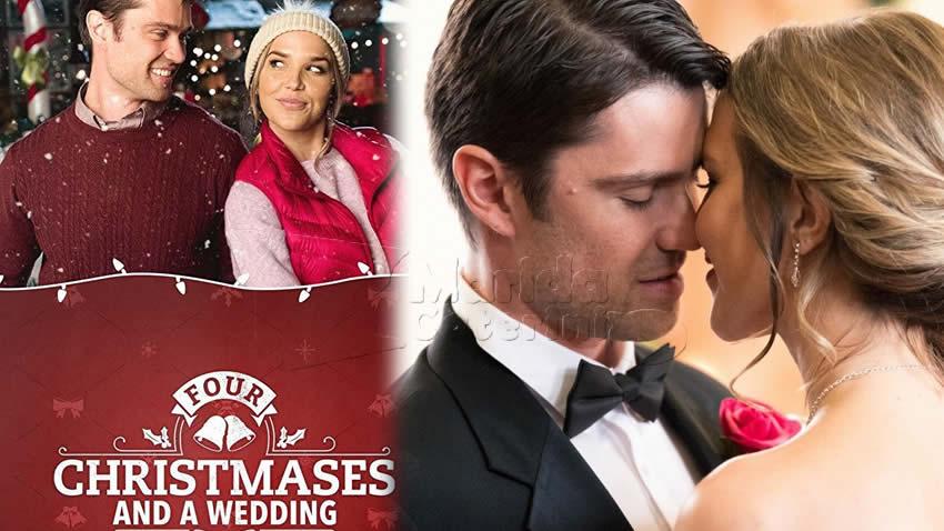 4 Natali e un matrimonio film Tv8