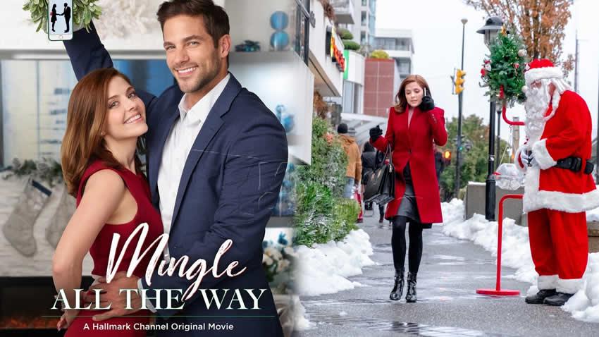 Appuntamento per Natale film Tv8