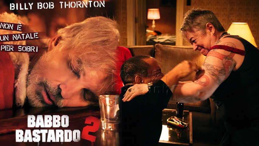 Babbo Bastardo 2 film Cielo