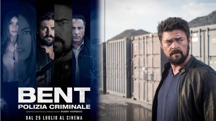 Bent polizia criminale film Rai 4