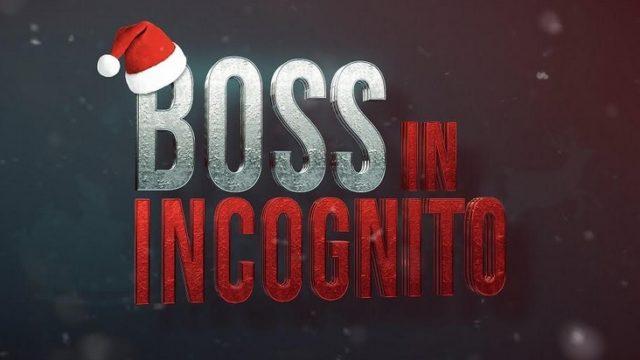 Boss in incognito Natale