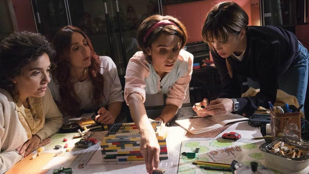 Brave ragazze film attori