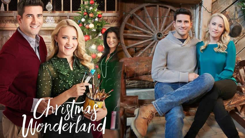Christmas Wonderland film Paramount Network