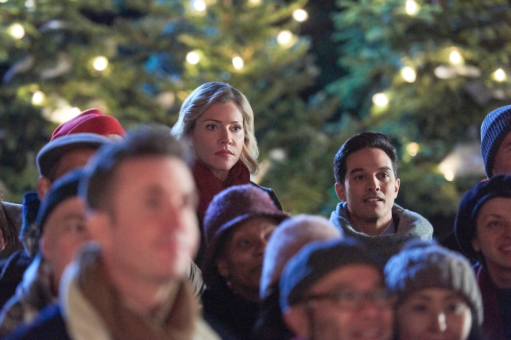Come neve a Natale film attori
