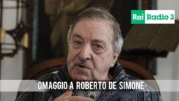 Concerti Radio 3 omaggio De Simone