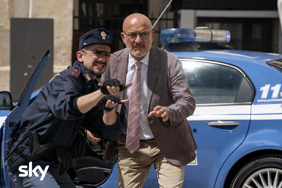 Cops una banda di poliziotti attori