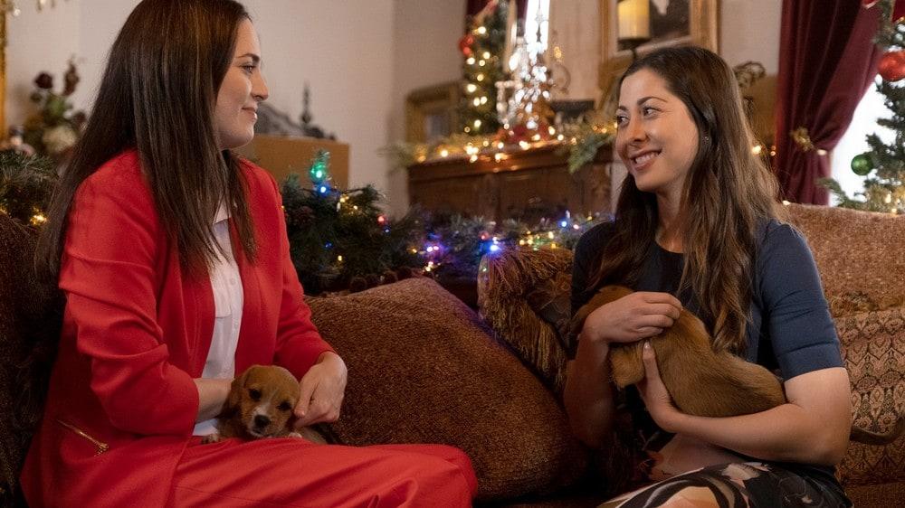 Il Natale dei cuccioli film finale