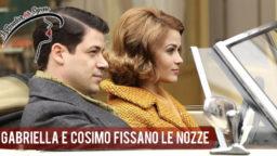 Il Paradiso delle Signore 5 Natale Gabriella e Cosimo si sposano