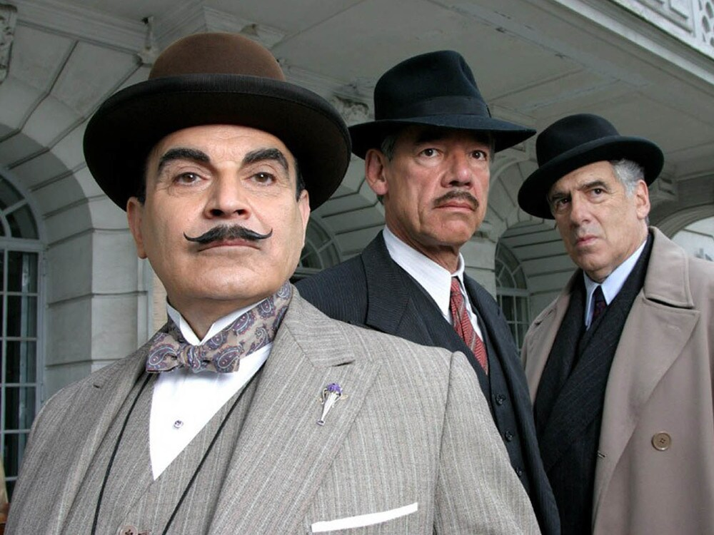 Il mistero del Treno Azzurro film attori