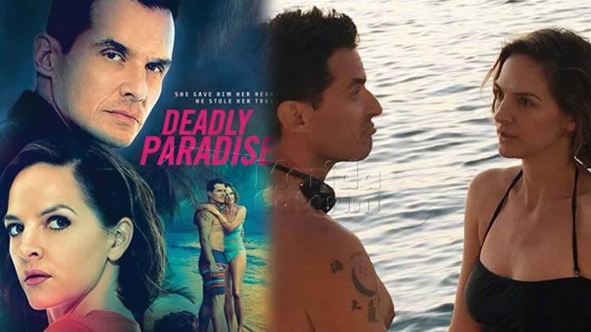 Inganno in Paradiso film Rai 2