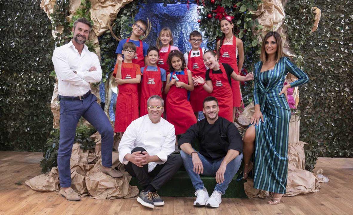 Junior Bake off Italia prima puntata