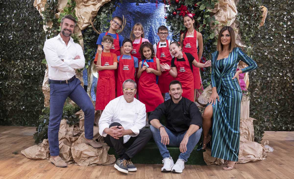 Junior Bake off Italia prima puntata
