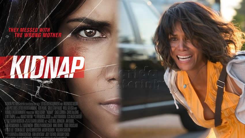 Kidnap film Rete 4