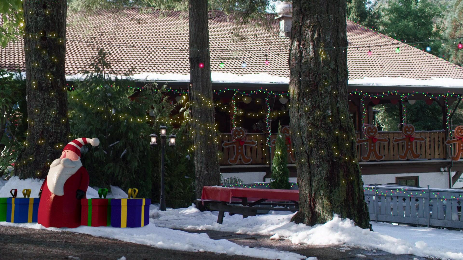 La città del Natale film dove è girato