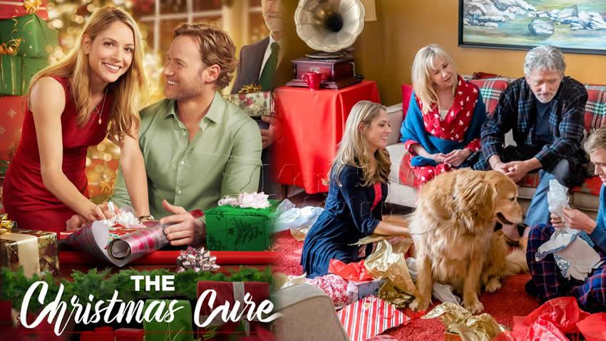 La cura del Natale film Tv8
