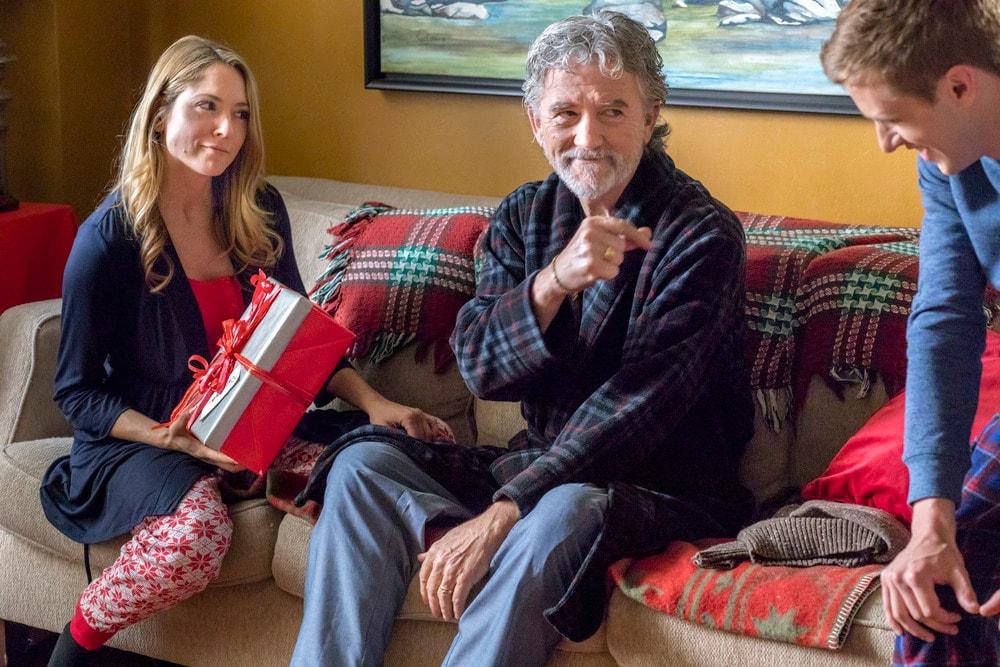 La cura del Natale film attori