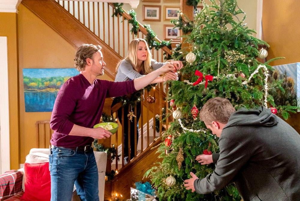 La cura del Natale film dove è girato