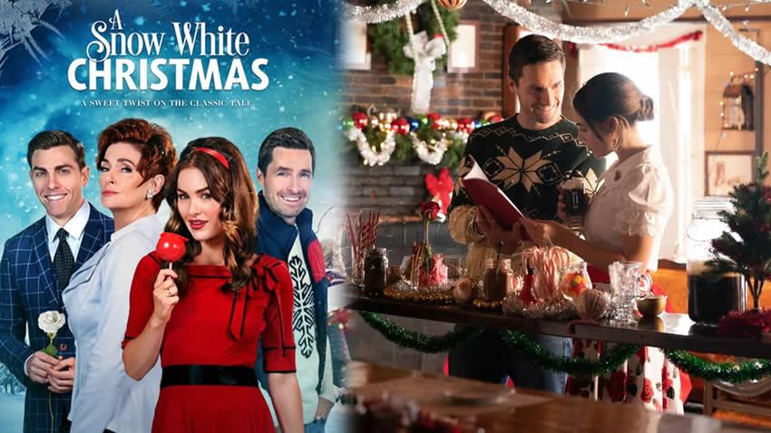 Lo strano Natale di Blanca Snow film Rai 2