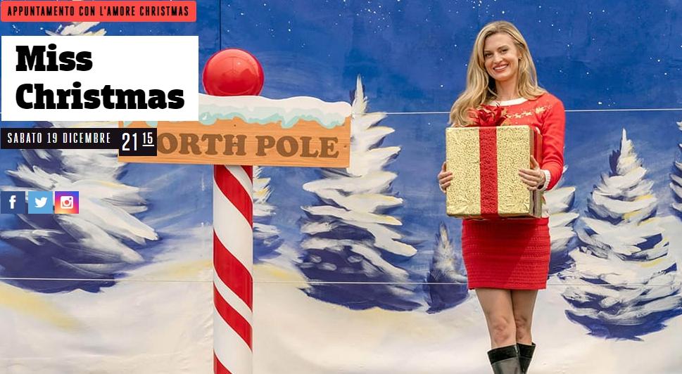 Miss Christmas film