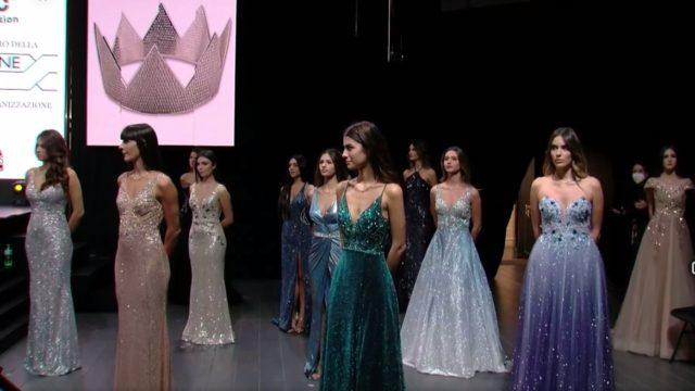 Miss Italia Martina Sambucini 23 Miss in abito da sera