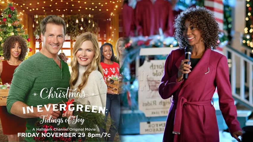 Natale a Evergreen Un pizzico di magia film Rai 2