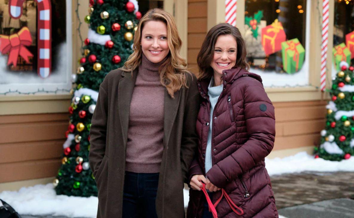 Natale a Evergreen Un pizzico di magia film attori