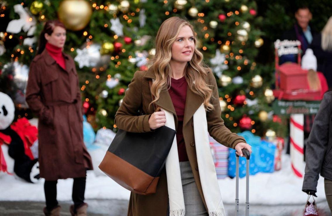 Natale a Evergreen Un pizzico di magia film finale