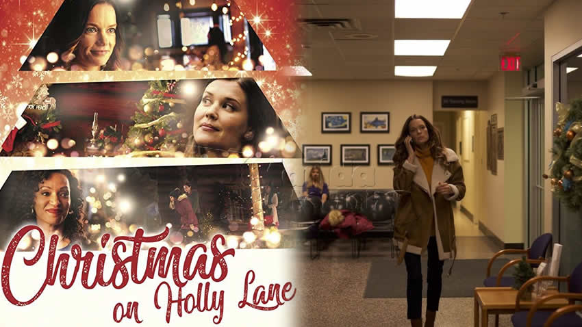 Natale a Holly Lane film Tv8