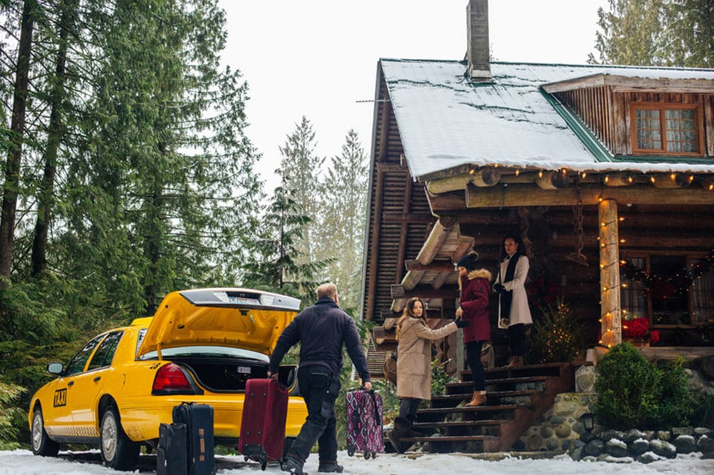 Natale a Holly Lane film dove è girato