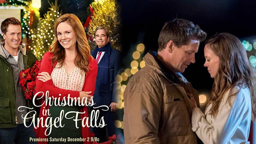 Natale ad Angel Falls film Rai 2