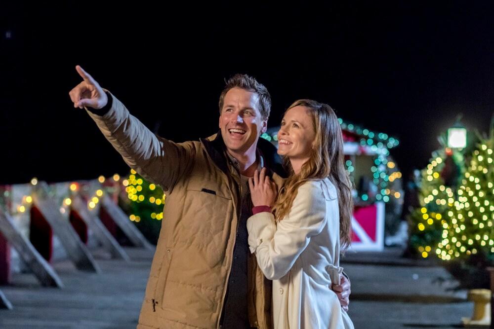 Natale ad Angel Falls film attori