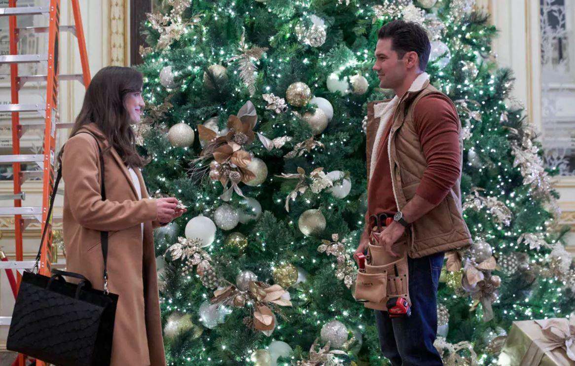 Natale al Plaza film Rai 2