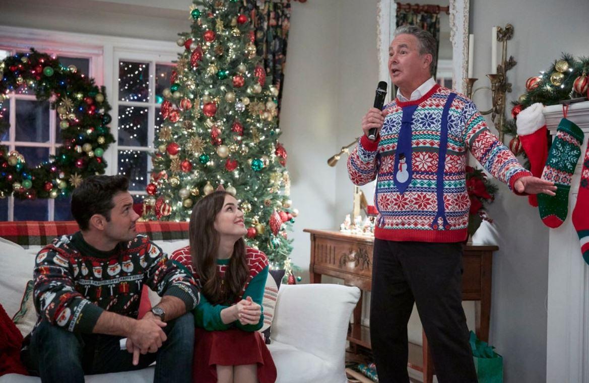 Natale al Plaza film finale