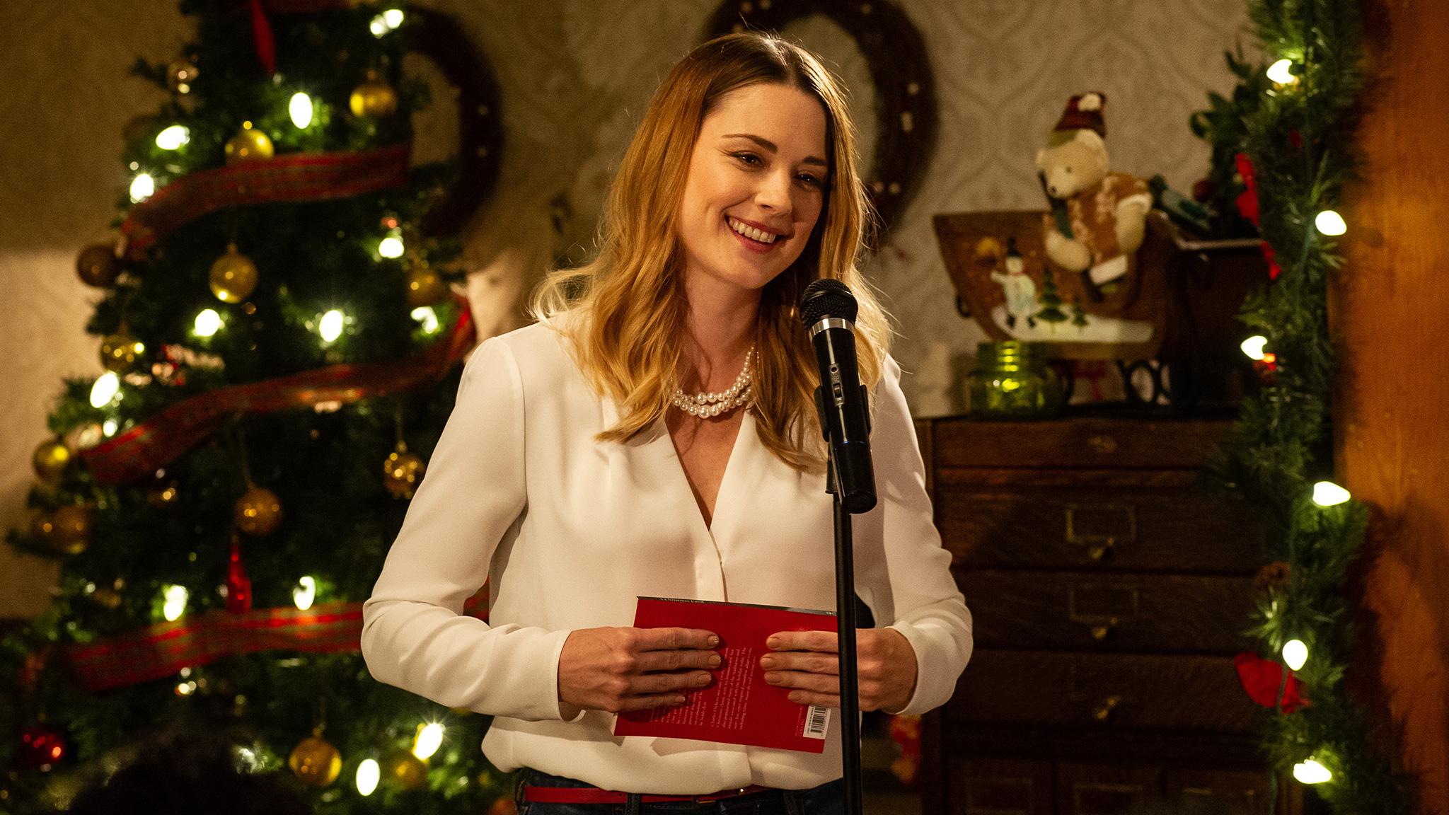 Natale fuori città film attori