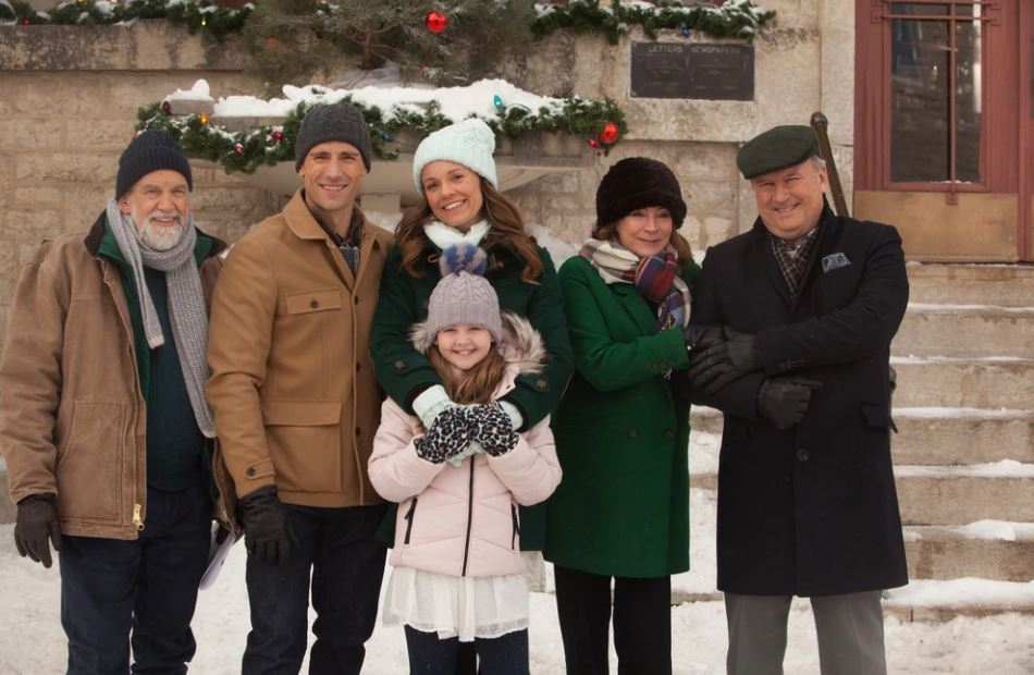 Natale in Tennessee film attori