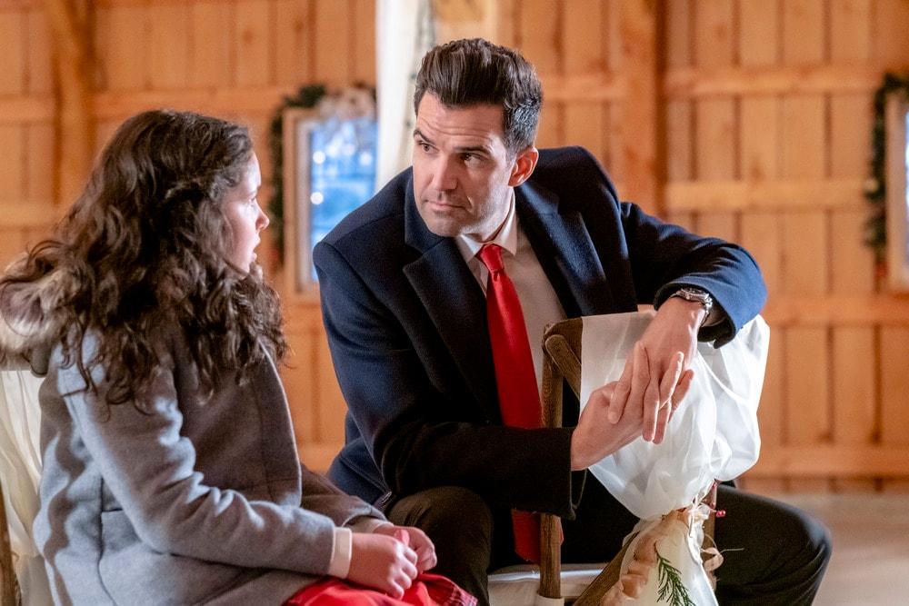 Natale tra i monti Blue Ridge film attori