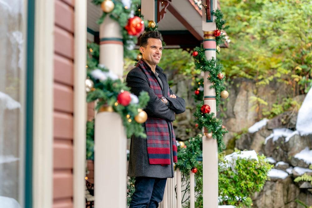Natale tra i monti Blue Ridge film dove è girato