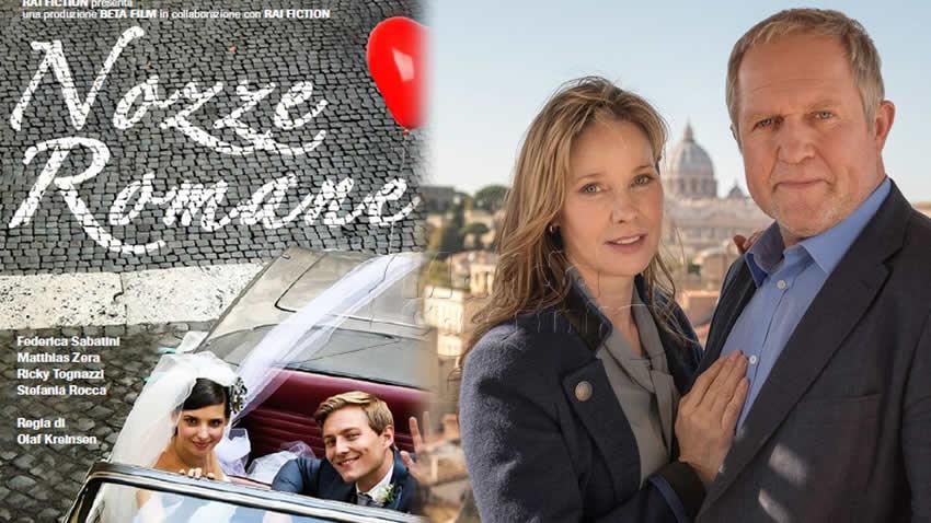 Nozze romane film Rai Premium